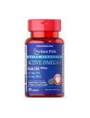 Omega-3 Fish Oil 1410 mg Extra Strength Active