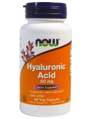 NOW Hyaluronic Acid 50 мг
