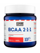 UNS 100% Pure BCAA 2-1-1 Instant (200 г)