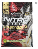 MuscleTech Nitro Tech Whey Gold (3630 г)