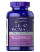 Puritan's Pride Ultra Woman Daily Multi (90 капс)