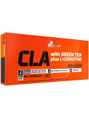 Купить КЛК (CLA) CLA with Green Tea plus L-carnitine (60 капс)