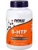 NOW 5-HTP 50mg
