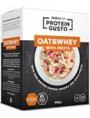 Oat & whey with fruits