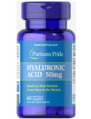 Puritan's Pride Hyaluronic Acid 50 mg