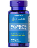 Puritan's Pride Hyaluronic Acid 100 mg