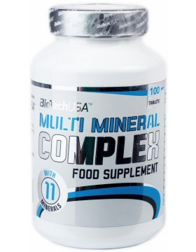 Фото MultiMineral Complex (100 таб) (100 таб)