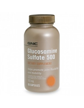 GNC Glucosamine Sulfate 500 (90 капс)