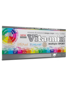 Olimp Nutrition Vita-min Multiple Sport (60 капс)