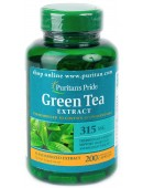 Puritan's Pride Green Tea (200 капс)