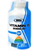 Real Pharm Vitamin D 2000 (90 табл)
