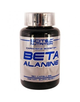 Фото Scitec Nutrition Beta Alanine (150 капс)