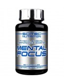 Scitec Nutrition Mental Focus (90 капс)