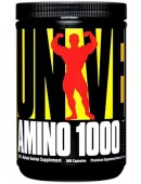 Universal Nutrition Amino 1000 (500 капс)