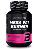 BioTech Mega Fat Burner (90 табл)