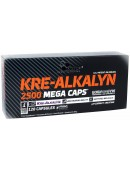 Olimp Nutrition Kre-Alkalyn 2500 mega caps (120 капс)
