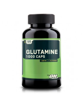 Фото Optimum Nutrition Glutamine (120 капс)