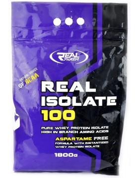 Real Pharm Real Isolate 100 1.8 kg (1800 гр)