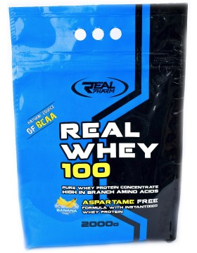 Real Pharm Real Whey 100 2 kg (2000 гр.)