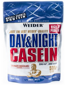 Weider Day & Night Casein 0.5 kg (500 g)