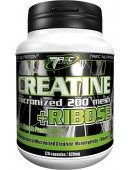 Trec Nutrition Creatine Micronized 200 mesh + Ribose (120 капс)