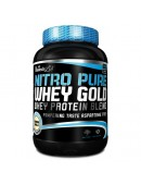 BioTech (USA) Nitro Pure Whey Gold 900 г.