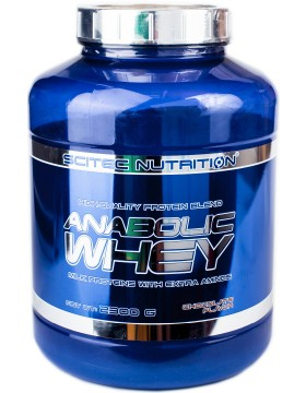 Фото Scitec Nutrition Anabolic Whey 2.3 kg (2300 г.)