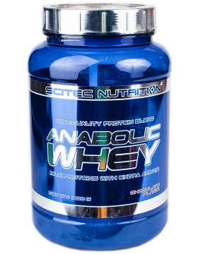 Scitec Nutrition Anabolic Whey 900 г