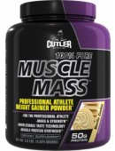 Cutler Nutrition Muscle Mass 2.6 kg (2625 г)
