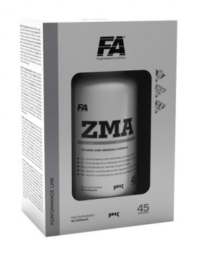 Фото Fitness Authority ZMA (90 капс)