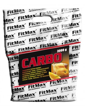 Фото FitMax Carbo 3 kg (3000 г)