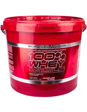 Фото Scitec Nutrition Whey Protein Professional LS 5 kg (5000 г.)