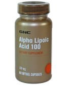 Alpha Lipoic Acid 100 (60 капс.)