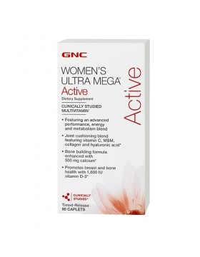 GNC Women's Ultra Mega  Active (90 капс)