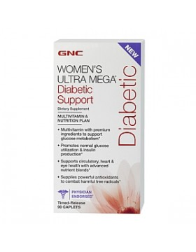 Women's Ultra Mega Diabetes (90 капс.)