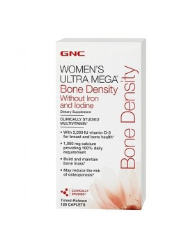 Women's Ultra Mega Bone Densite (120 капс.)