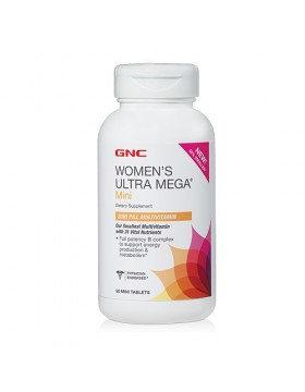 Фото GNC Women's Ultra Mega Mini (90 капс)