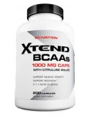 Scivation Xtend BCAAs Caps (200 капс)