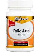 Folic Acid  800mcg (250 таб.)