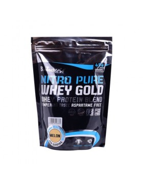 Фото Nitro Pure Whey Gold (450 гр.)
