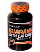 Guarana with Calcium (60 капс.)