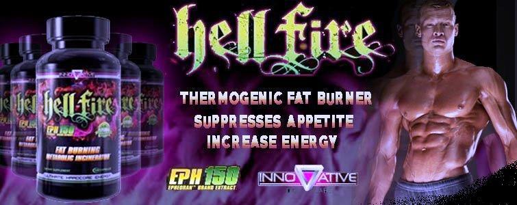 Купить Innovative labs Hell fire EPH 150 (90 капс) жиросжигатель в Киеве с доставкой по всей Украине. Как принимать Hell fire EPH 150 (90 капс), цена и отзывы - Hell fire EPH 150 (90 капс) от Innovative labs - Bodybuilding.ua