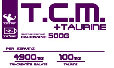 Купить OstroVit TCM + Taurine 0.5 kg (500 г) аминокислоты в Киеве с доставкой по всей Украине. Как принимать TCM + Taurine 0.5 kg, цена и отзывы - TCM + Taurine 0.5 kg от OstroVit - Bodybuilding.ua