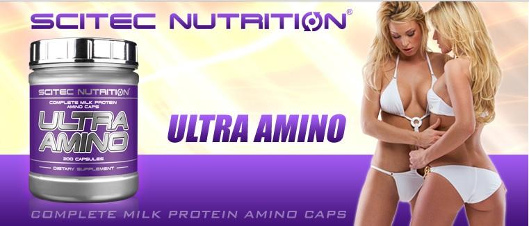 Scitec Nutrition Ultra Amino (200 капс), Ultra Amino (200 капс), Ultra Amino, купить Ultra Amino, Ultra Amino цена, Ultra Amino отзывы, Ultra Amino как принимать