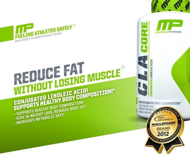 Купить MusclePharm CLA core (60 капс) препарат для снижения веса в Киеве с доставкой по всей Украине. Как принимать CLA core (60 капс), цена и отзывы - CLA core (60 капс) от MusclePharm - Bodybuilding.ua